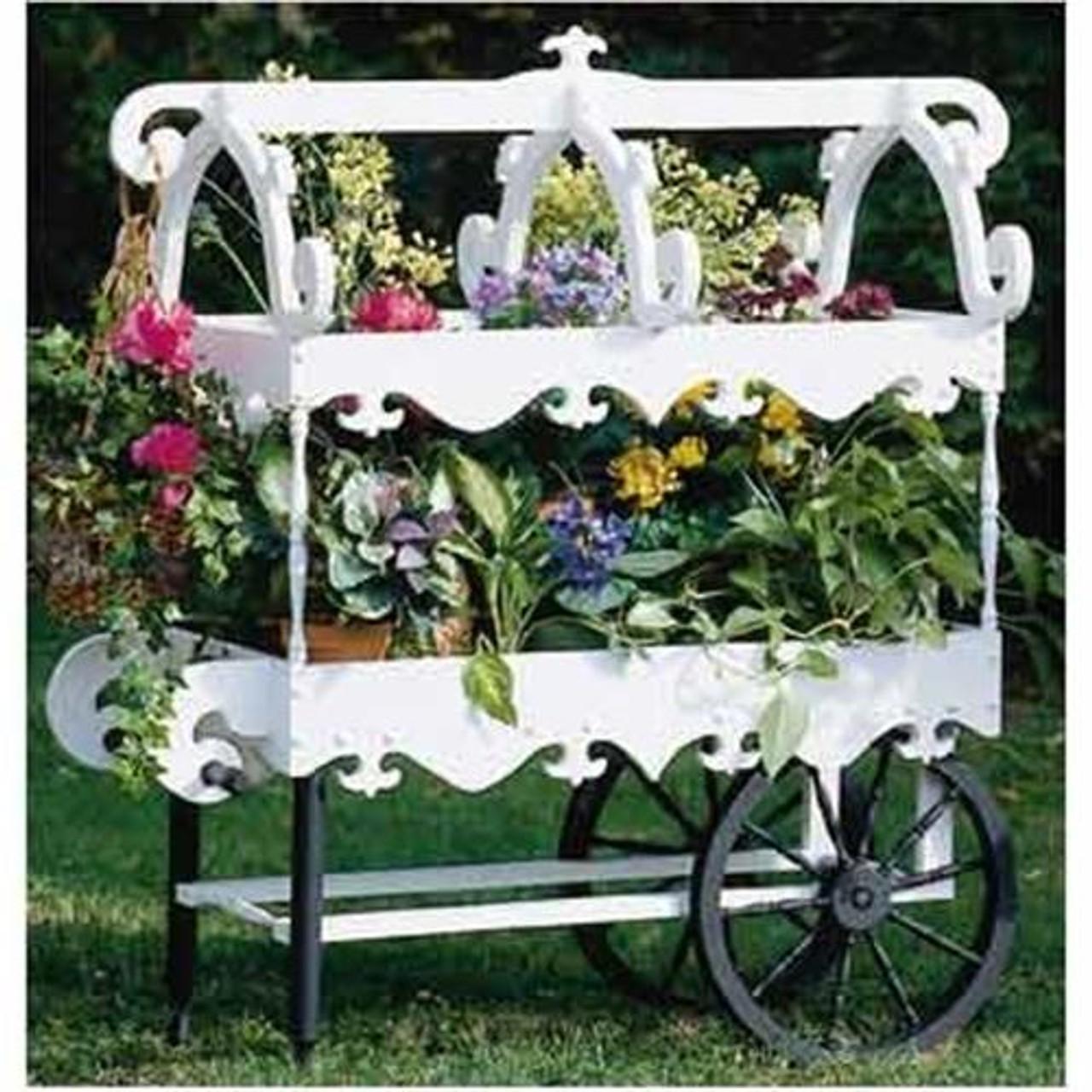 Cherry Tree Toys French Garden Cart Plan