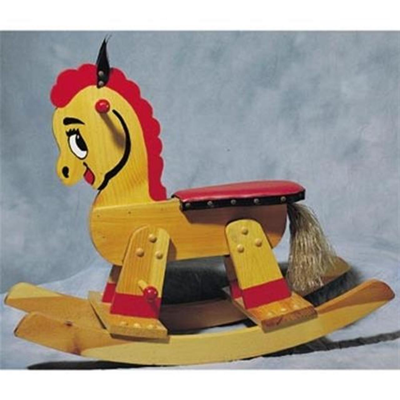 U-Bild Rocking Horse Plan