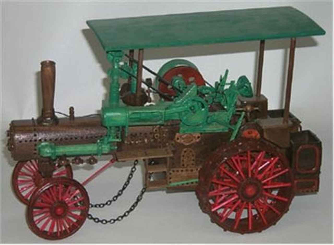 Cherry Tree Toys Steam Engine Plan