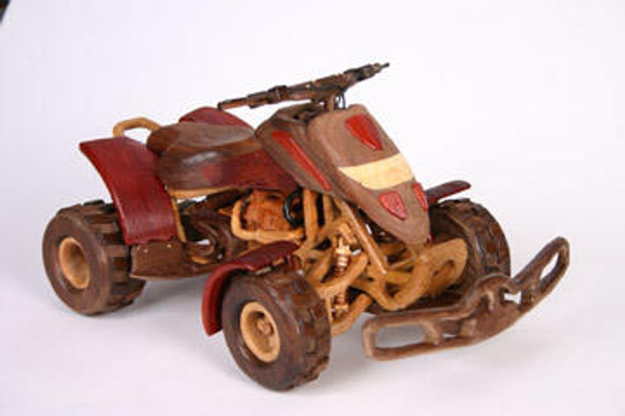 Cherry Tree Toys ATV Plan