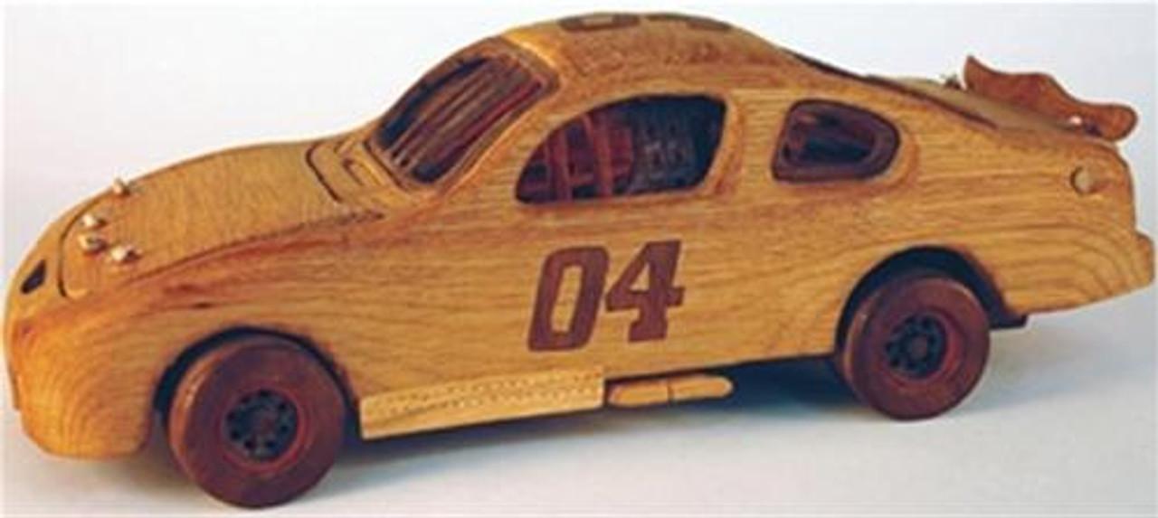 Cherry Tree Toys Race Car Plan