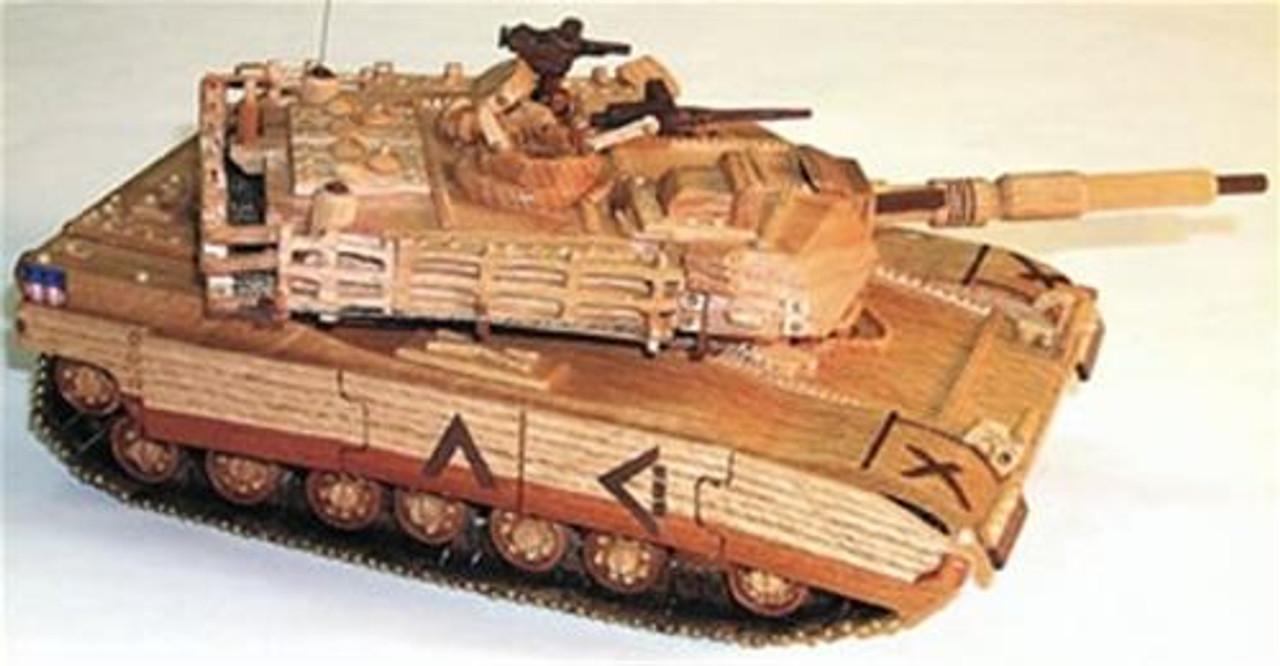 Cherry Tree Toys Tank Plan