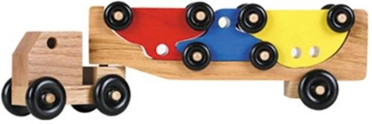 Cherry Tree Toys Car Hauler Plan