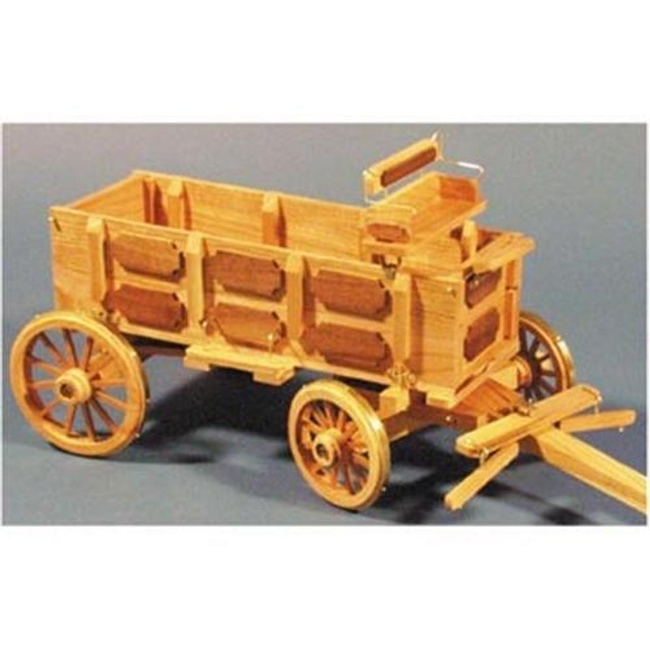 Wildwood Designs John Deer Wagon Plan
