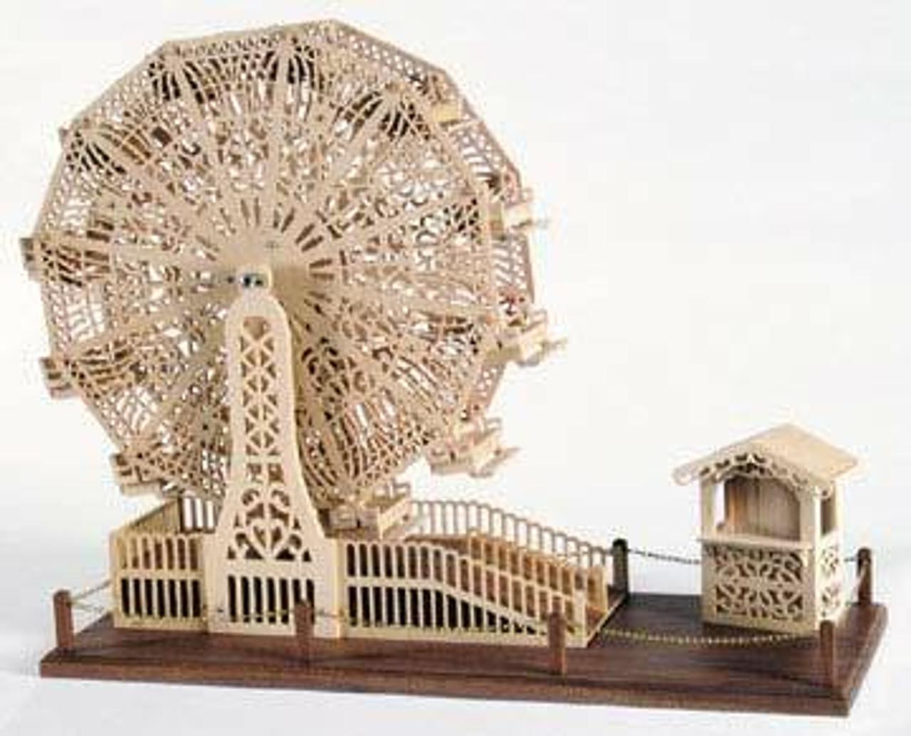 Wildwood Designs Ferris Wheel Plan