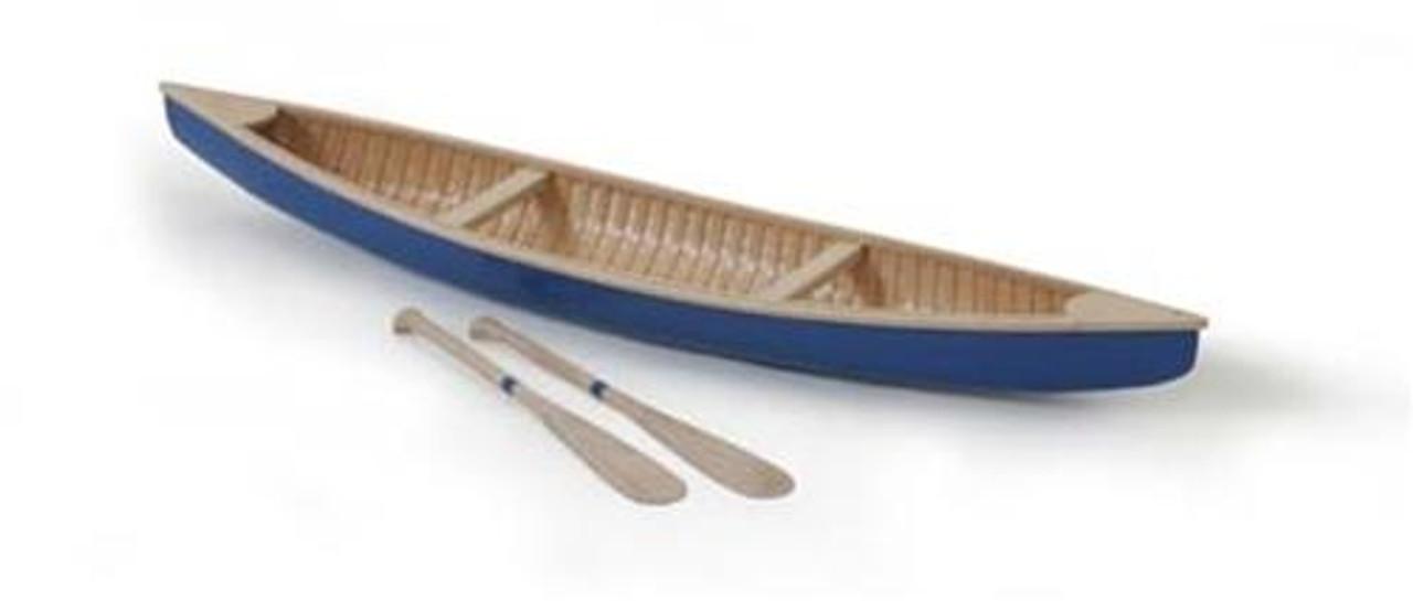 Canoe Woodworking Plan