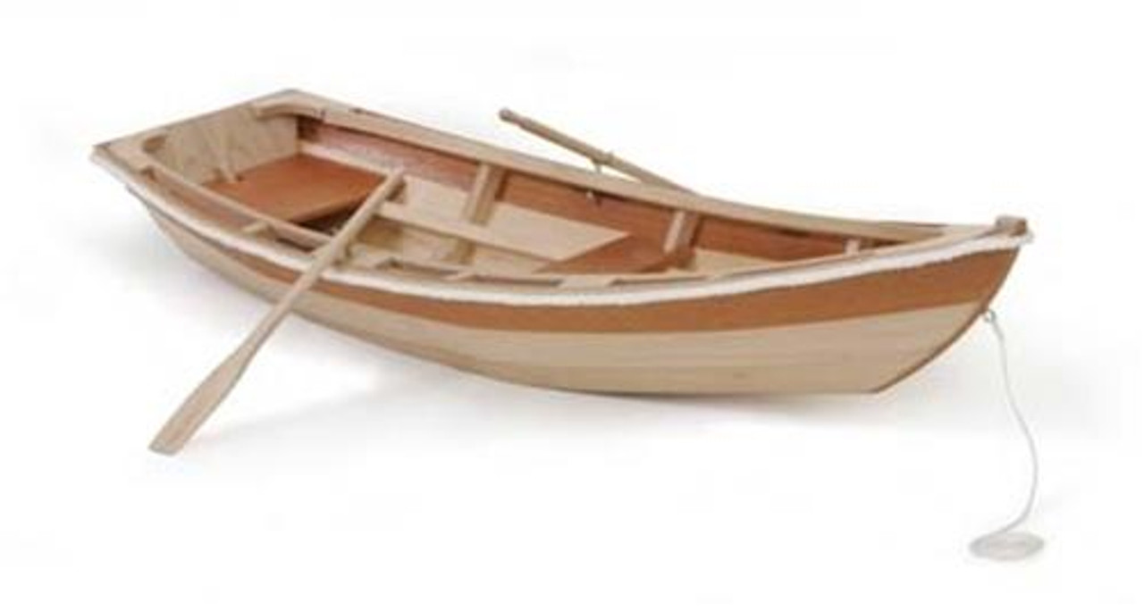 The Dinghy Plan is perfect for a display or toy for your child.