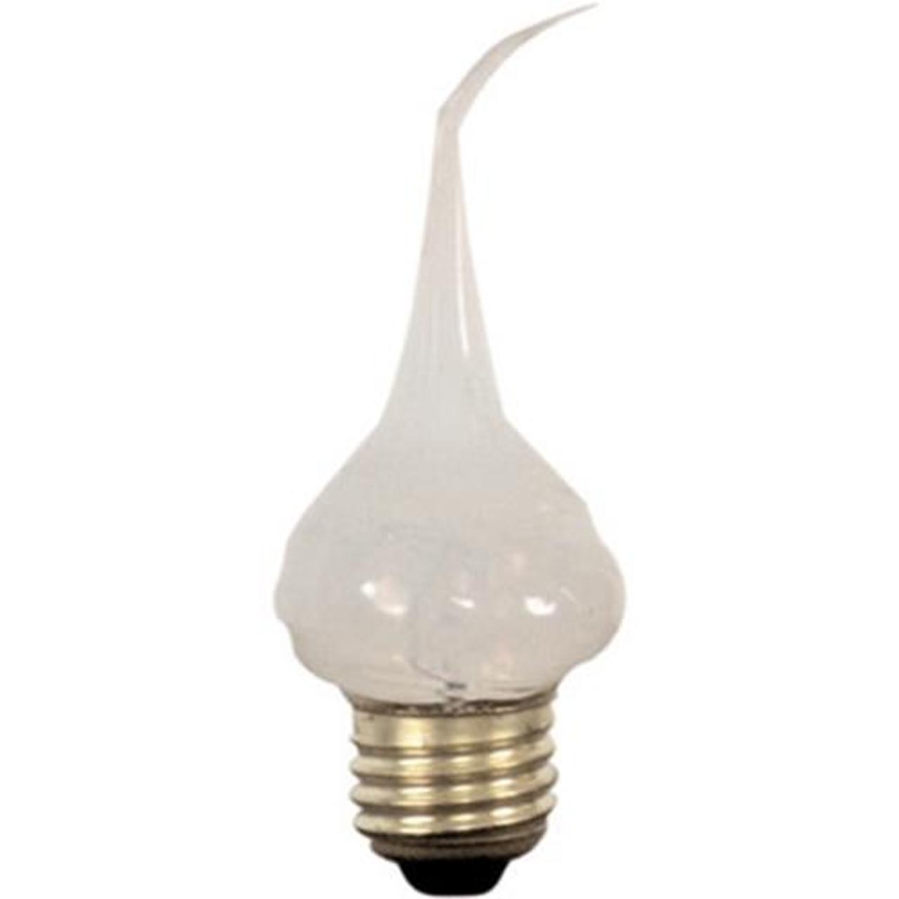 Cherry Tree Toys 7.5 White Silicone Standard Base Bulb