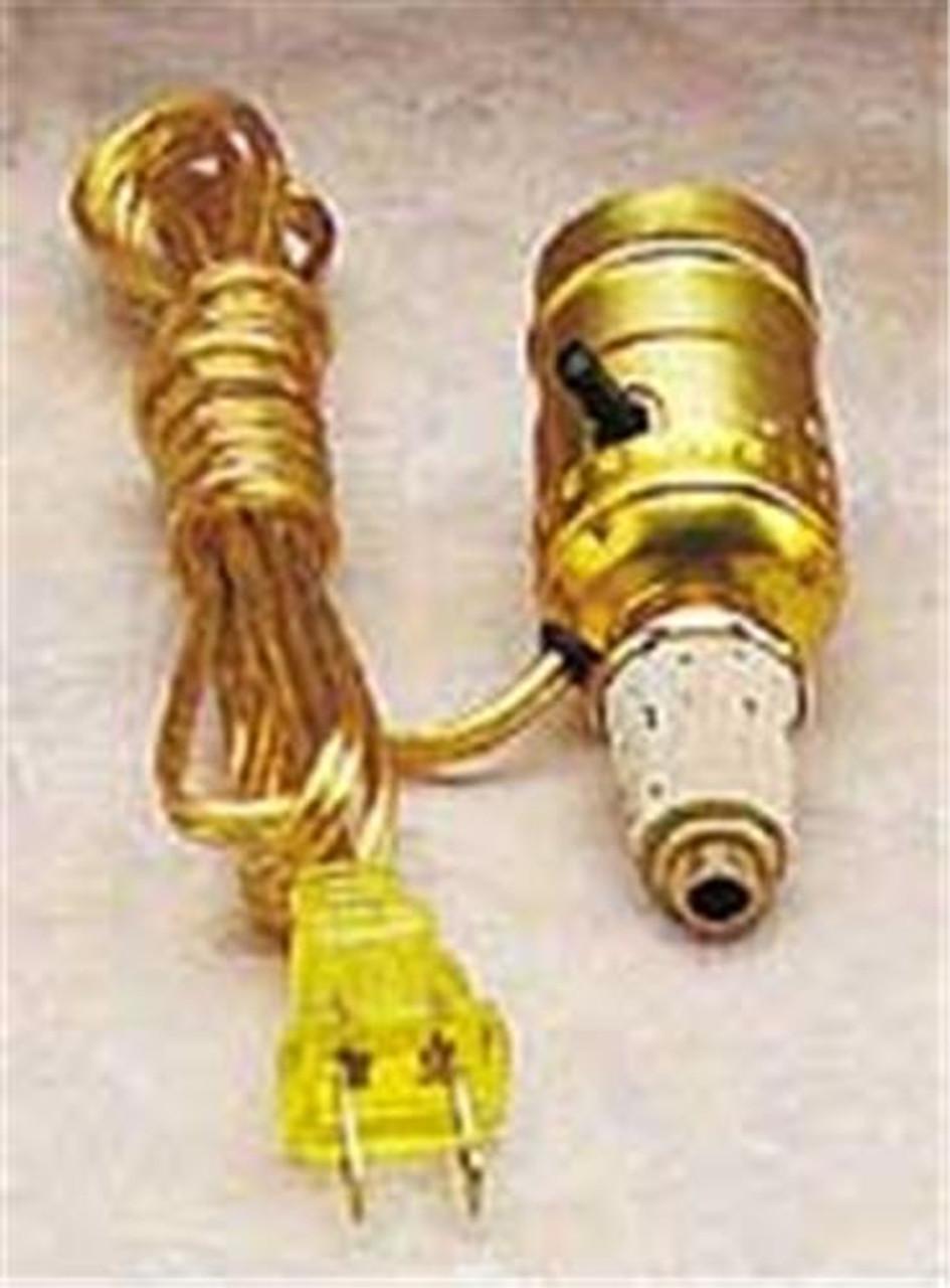 Cherry Tree Toys Bottle Lamp Kit