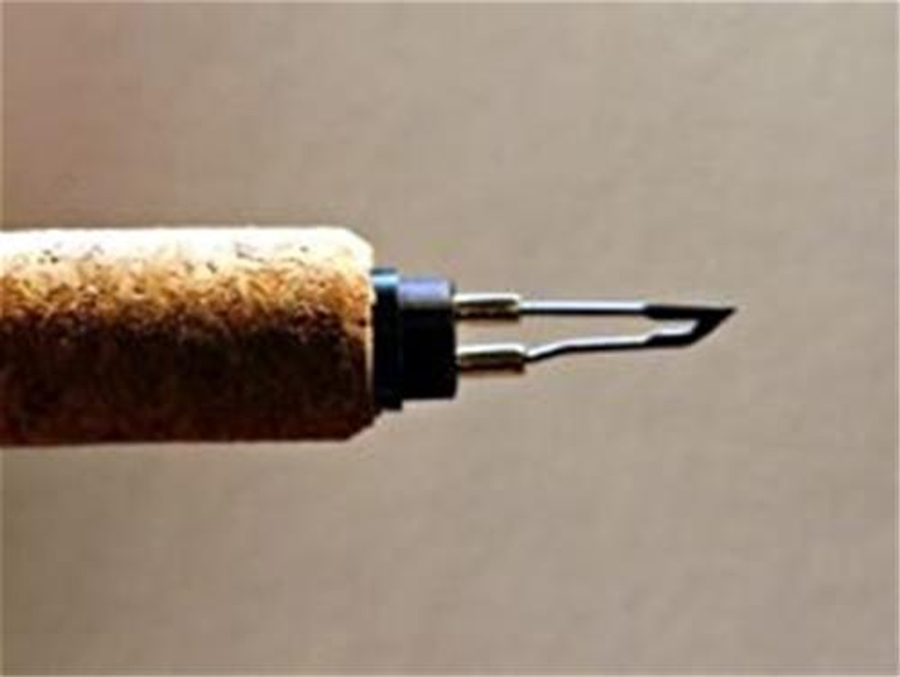Colwood Electronics Colwood Woodburning Fixed Tip 1/2 Small Point Rounded Heel