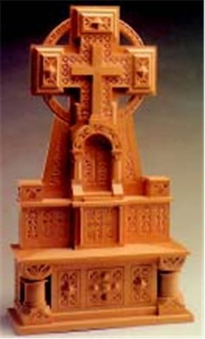 Wildwood Designs Chip Carved Altar