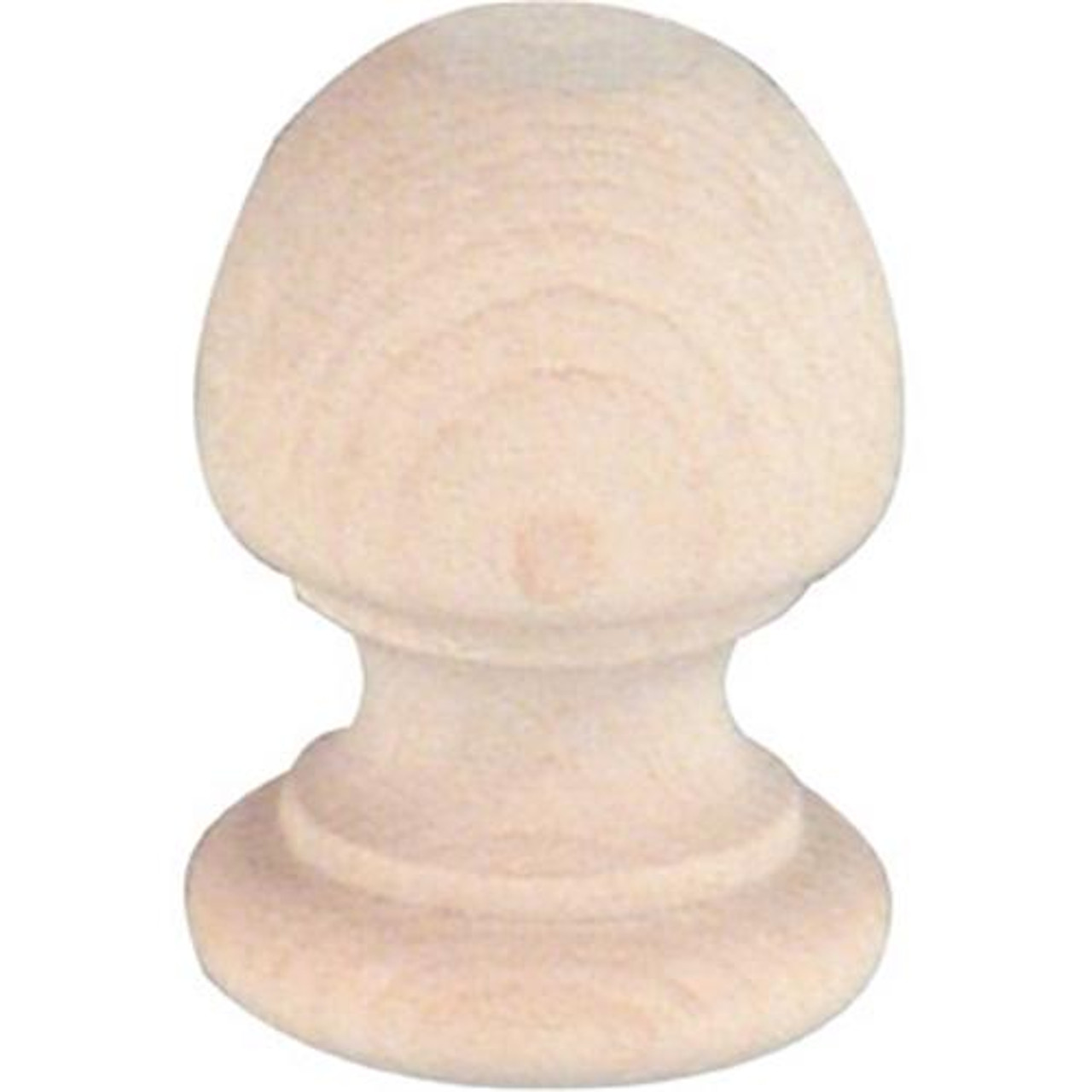 Cherry Tree Toys Finial Cap with 3/8 Hole