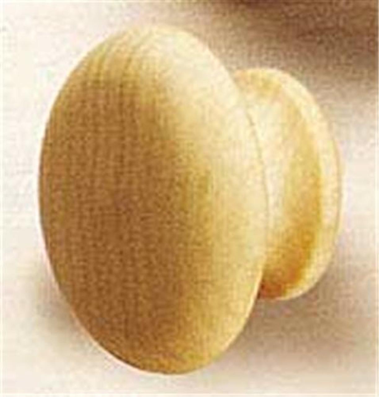 Cherry Tree Toys 1 1/4 Mushroom Knob