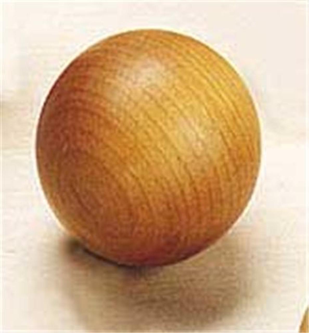 Cherry Tree Toys Wood Ball 2 1/4