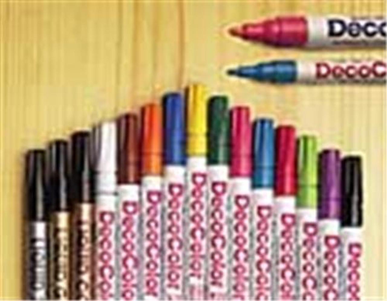 Uchida of America 15 Color Medium Paint Pen Set