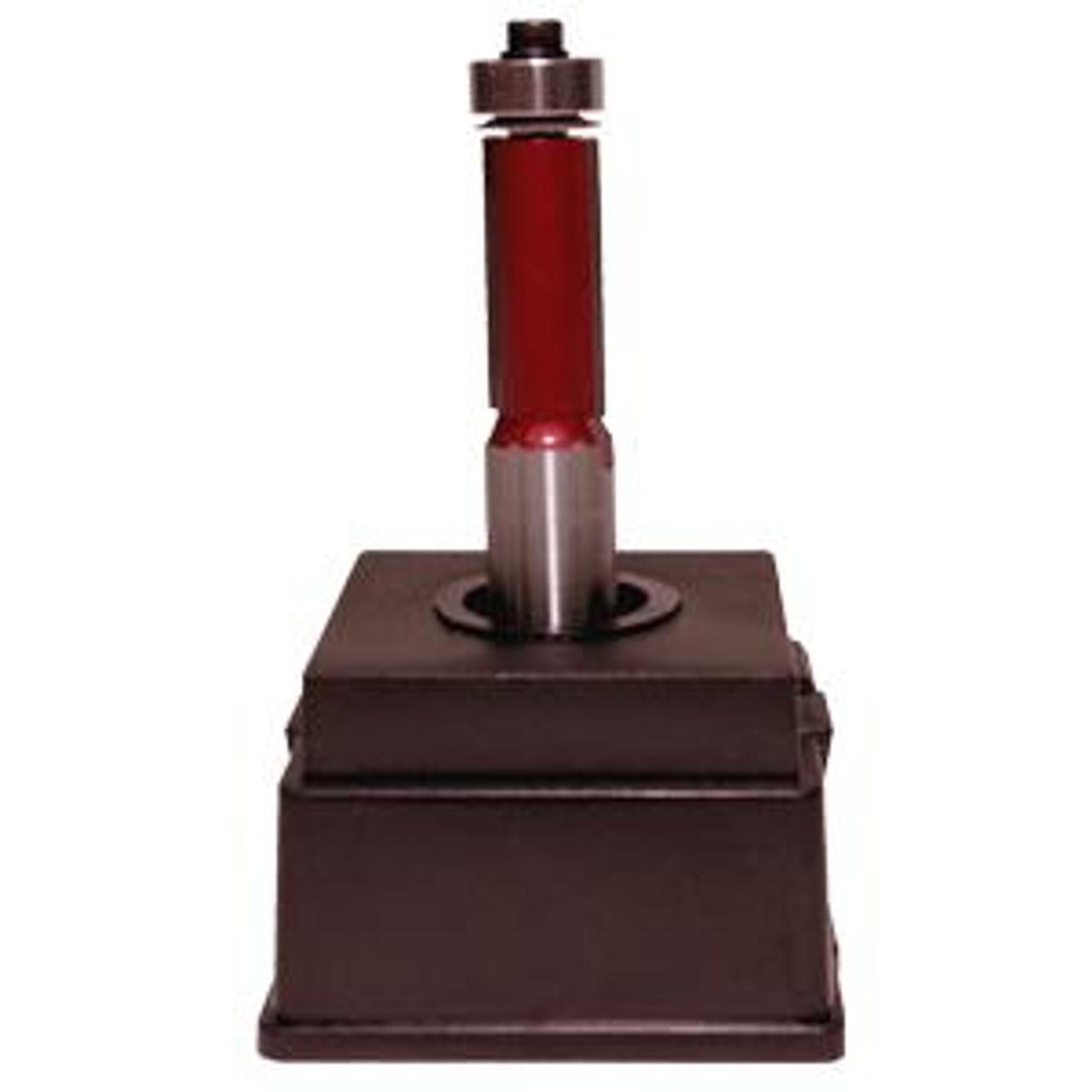 Cherry Tree Toys Flush Trim Router Bit 1/2 Dia x 1 length 1/2 Shank