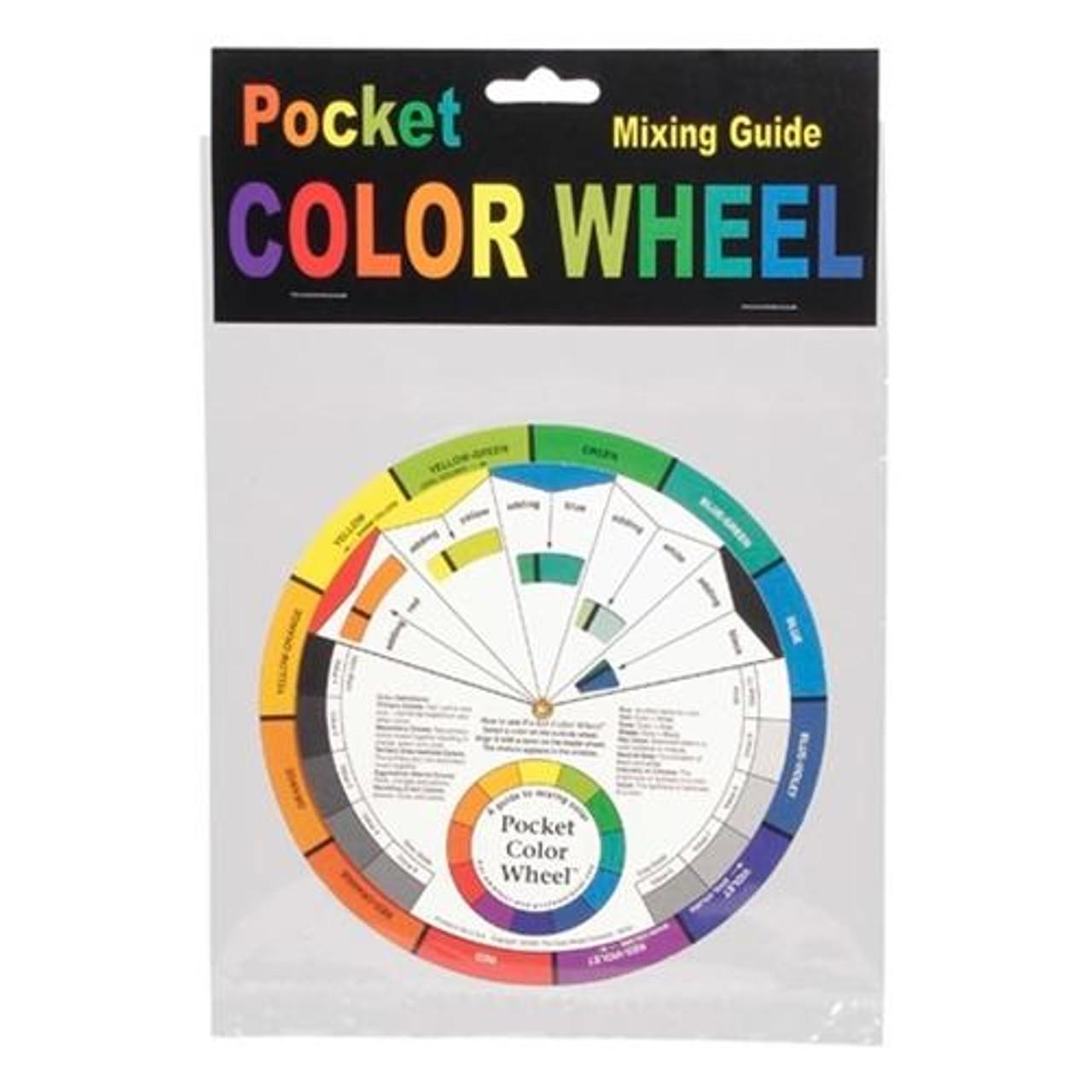 Mini Artist Color Wheel