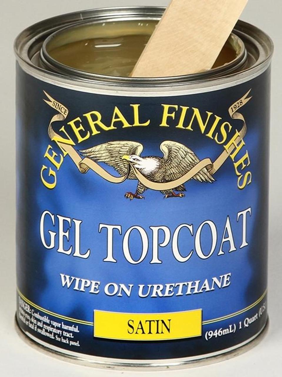 General Finishes Gel Top Coat