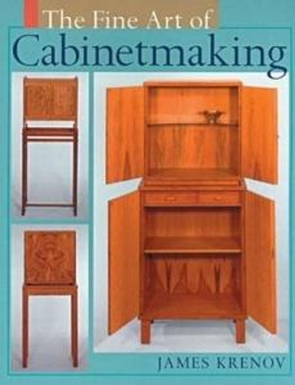 Linden Publishng The Fine Art Cabinetmaking