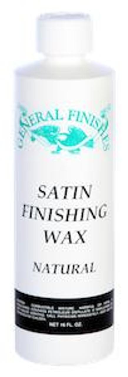 General Finishes Satin Finishing Wax