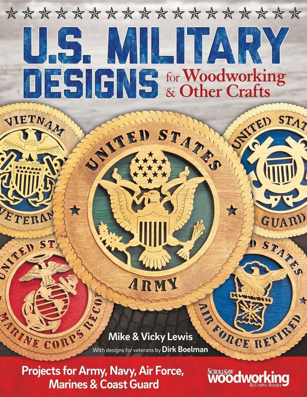 Fox Chapel Publishing US Military Designs