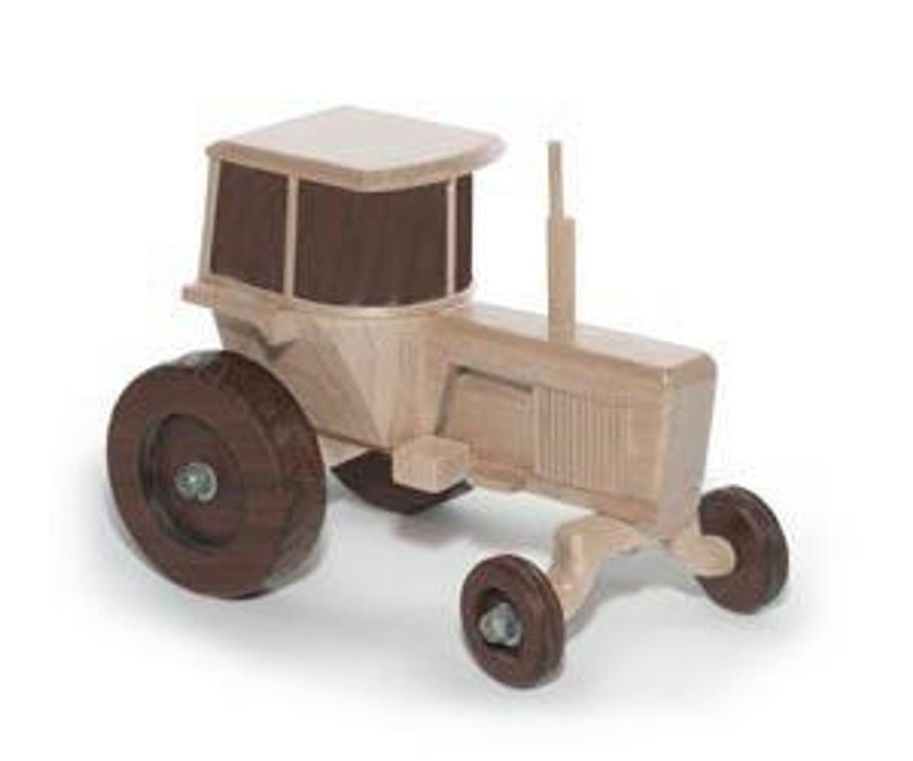 Cornerstone Designs Int Inc JD Tractor Woodworking Plan