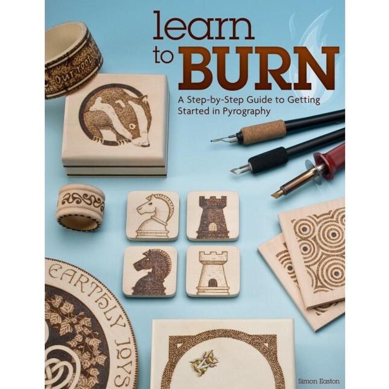 Fox Chapel Publishing Learn to Burn