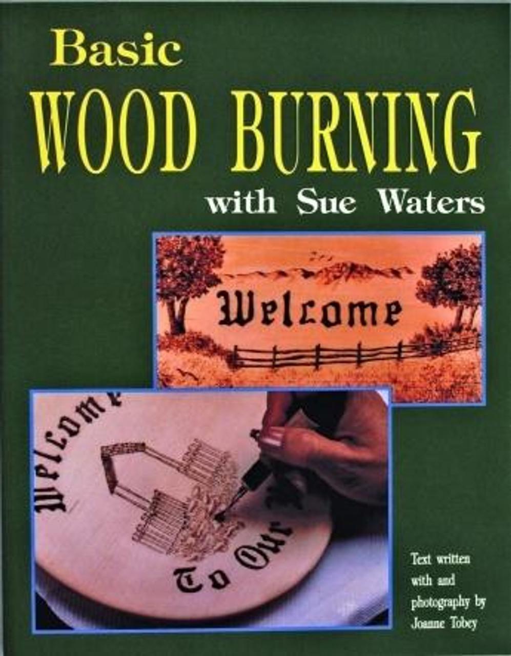 Schiffer Publishing Basic Wood burning