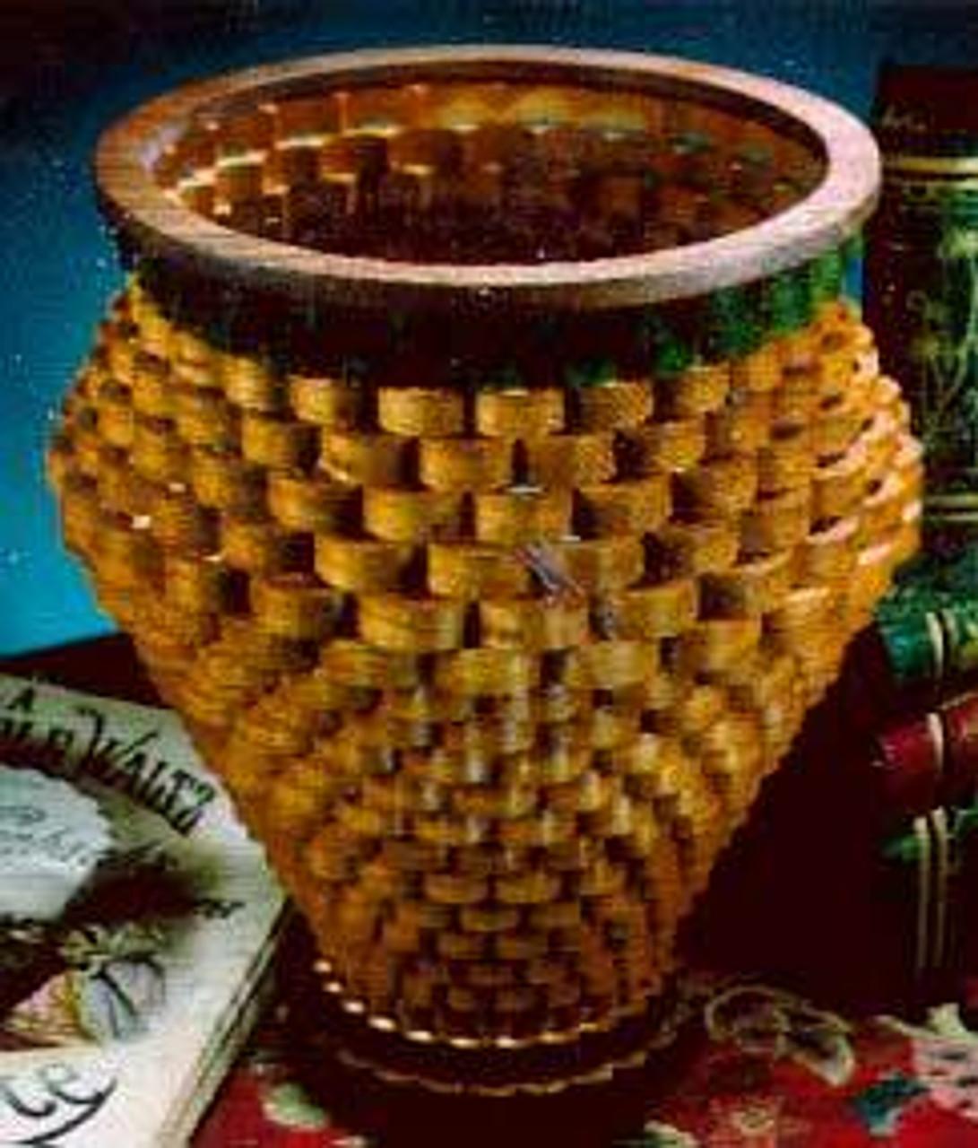 Wildwood Designs Large Vase Scroll Saw Pattern