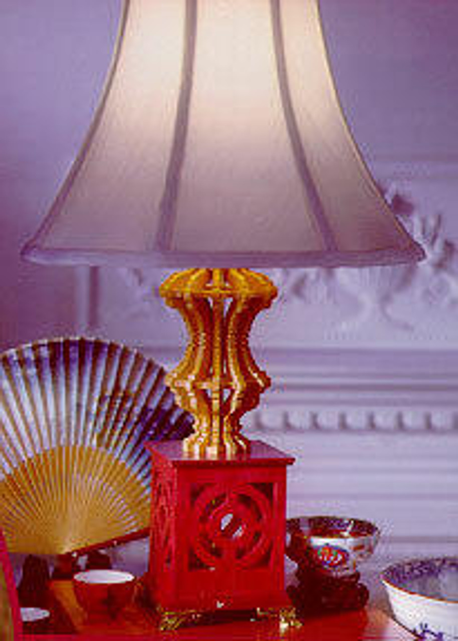 Wildwood Designs Hudson Lamp Scroll Saw Plan is a terrific woodworking project.