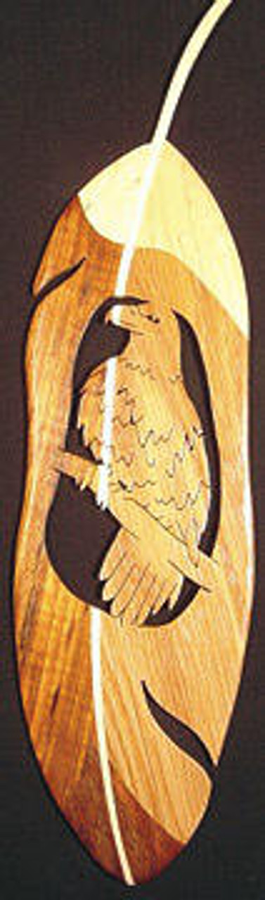 Side View Eagle Feather Plan