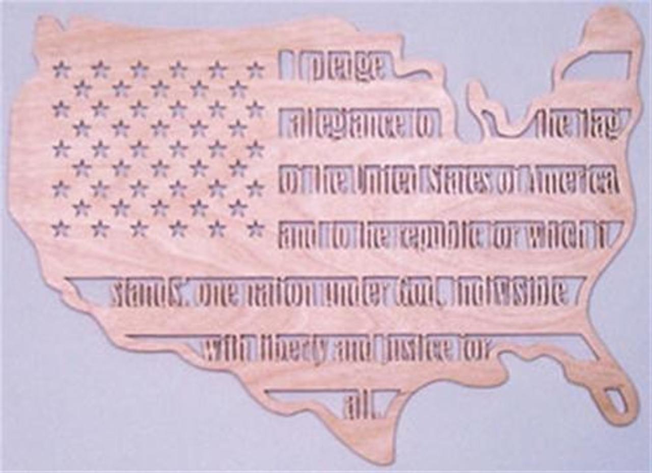 Wildwood Designs USA Pledge
