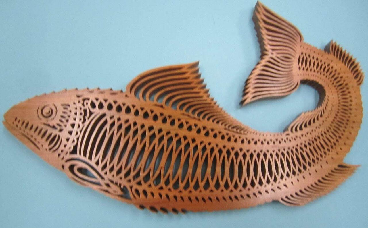 Fretfish Pattern