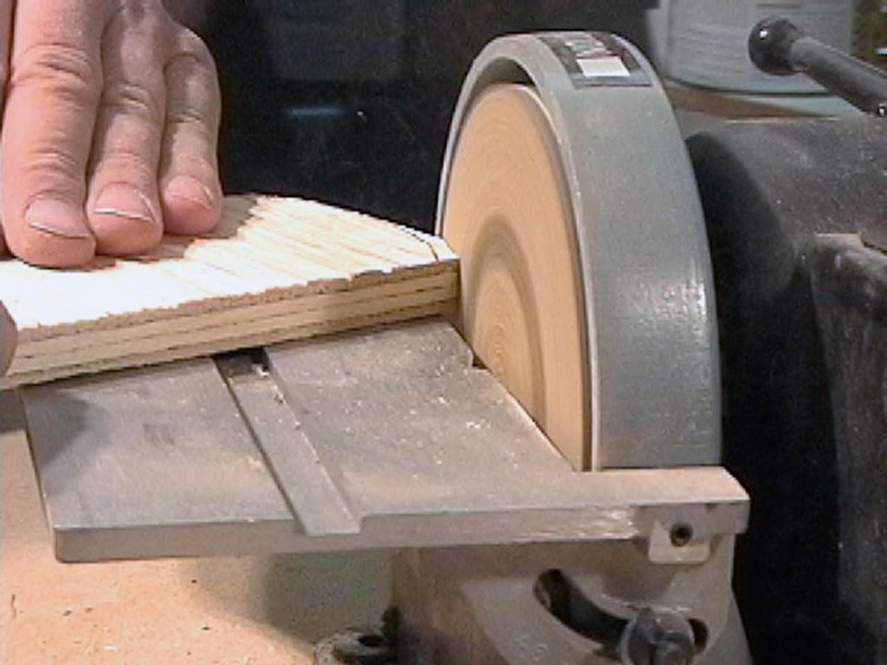 Dura-Grit Carbide 5 Sanding Disc 80 Grit