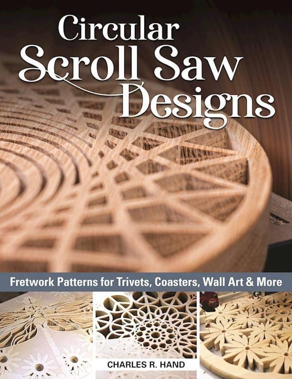 Fox Chapel Publishing Circular Scroll Saw Designs