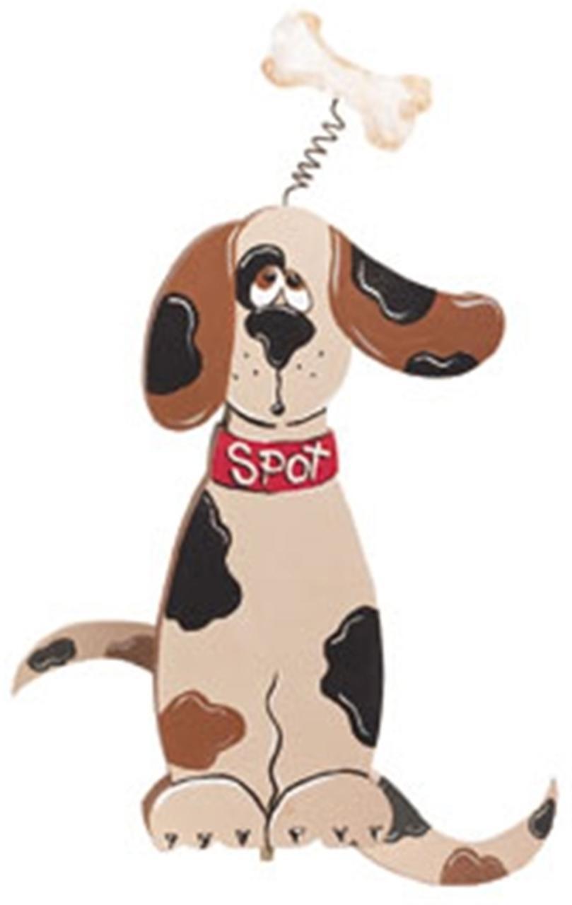 Cherry Tree Toys Dog Bone Whirligig DIY Kit
