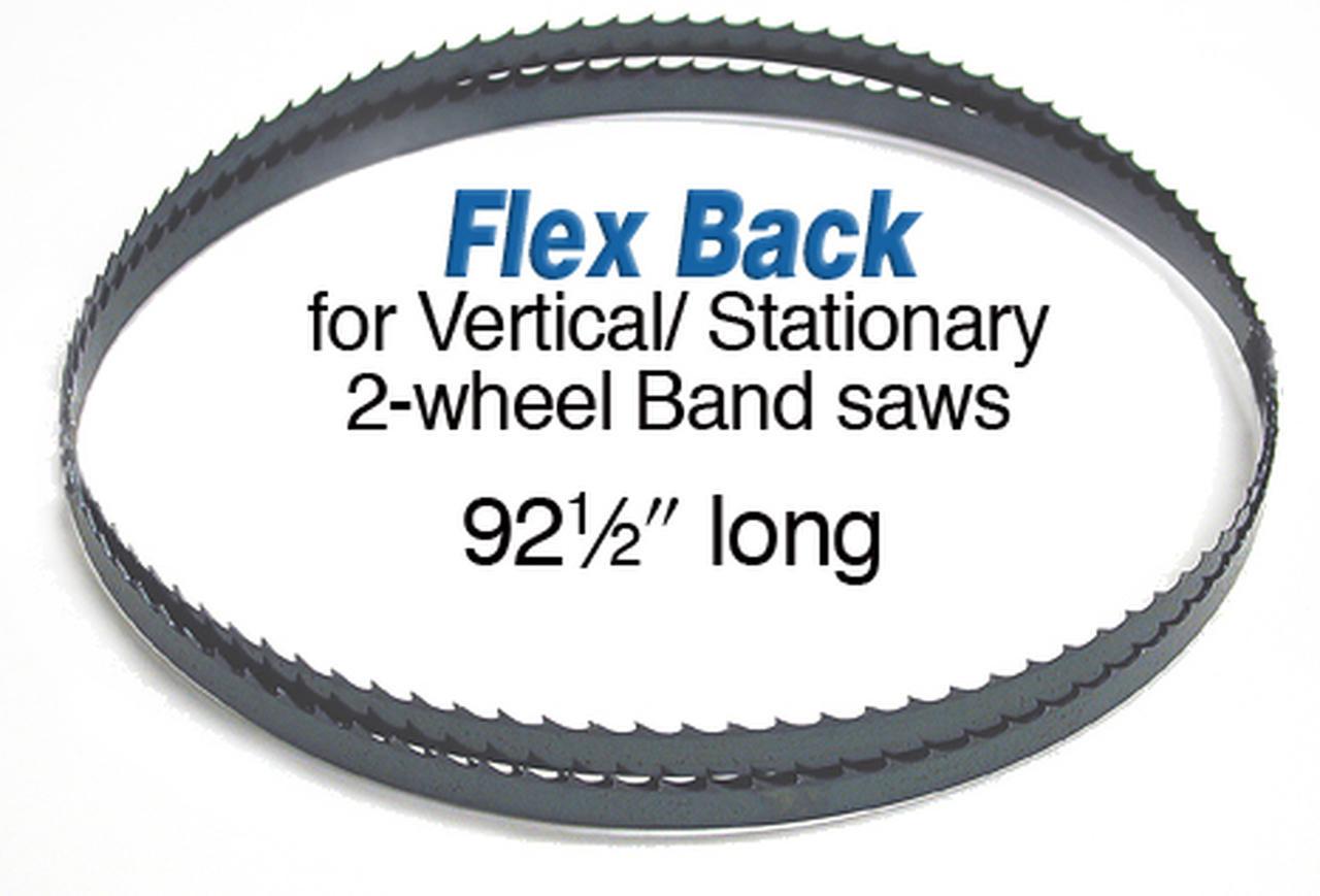 Olson Saw Olson Flex Back Band Saw Blade 92 1/2 x 3/16