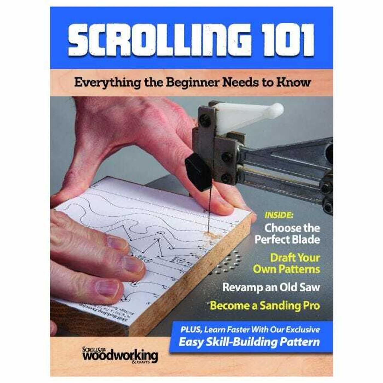 Fox Chapel Publishing Scrolling 101