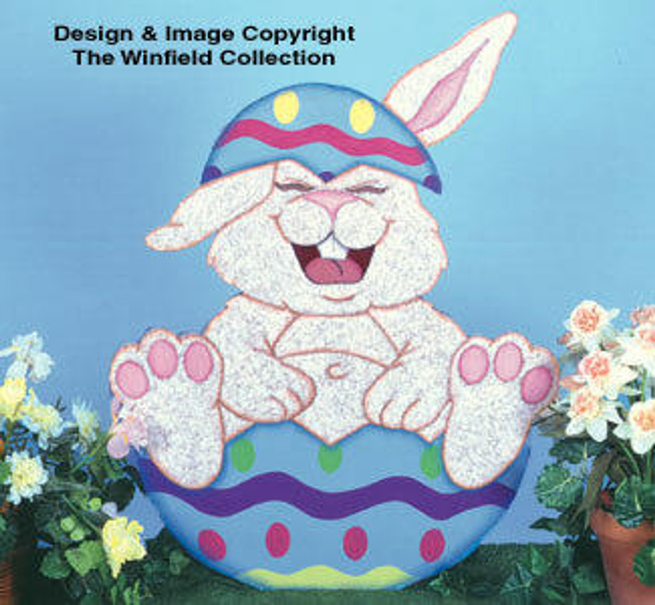 Winfield Collection Giggles The Bunny Woodworking Plan