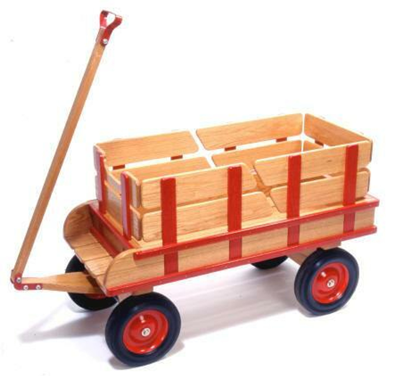 Armor Crafts Classic Wagon Woodworking Plan