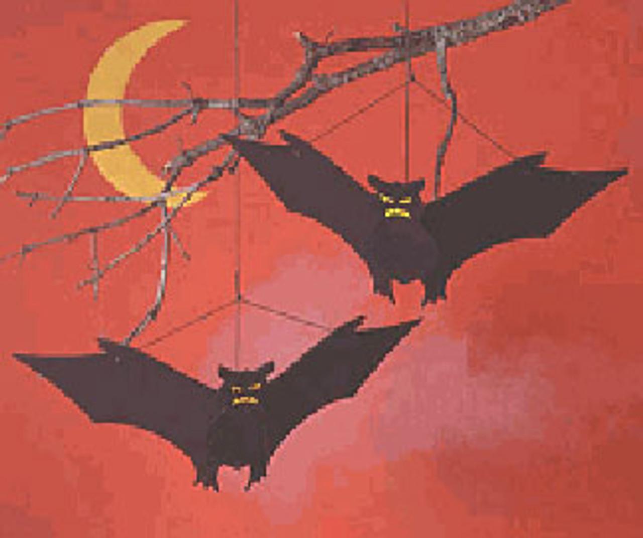 Going Batty Woodworking Plan
