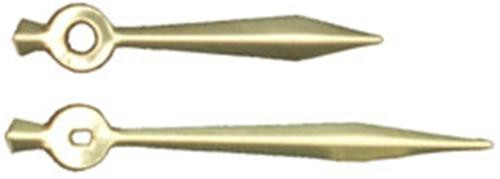 Cherry Tree Toys Hands 2 5/8 Brass Sword Style