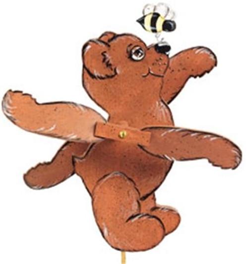 Cherry Tree Toys Bear Whirligig Plan