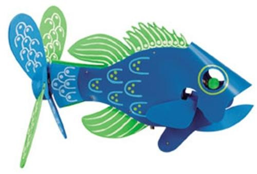 Cherry Tree Toys Fish Whirligig Plan