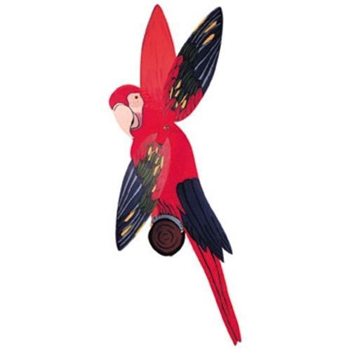 Cherry Tree Toys Parrot Whirligig Plan