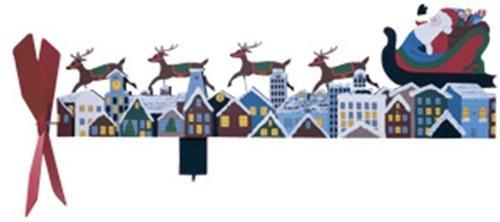 Cherry Tree Toys Santa on the Roof Whirligig Plan