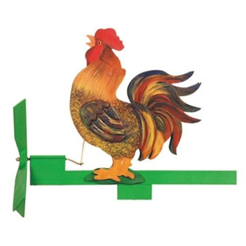 Cherry Tree Toys Rooster Crowing Whirligig Plan