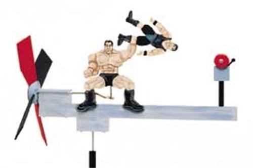 Cherry Tree Toys Wrestler Whirligig Plan