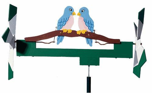 Cherry Tree Toys Love Birds Whirligig Hardware Kit