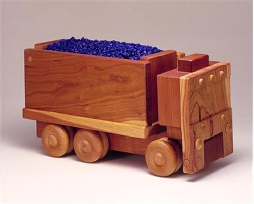 Cherry Tree Toys Dump Truck Parts Kit